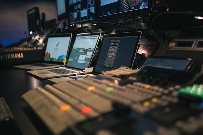 Maintenance and support - AV technology desk